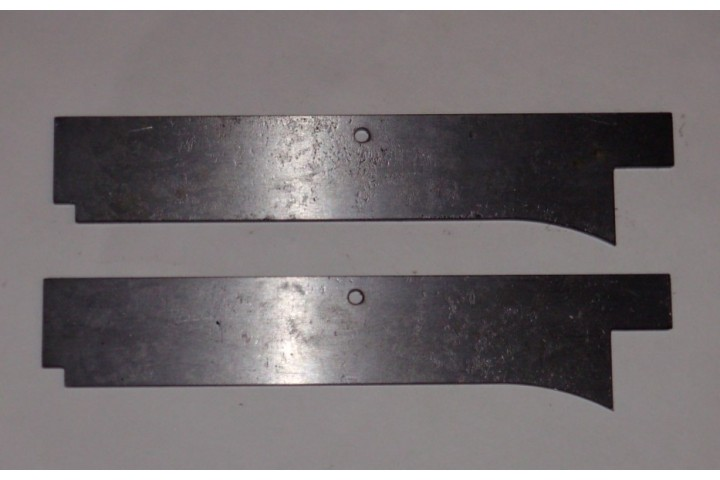Suomi-31 Receiver Side Plates