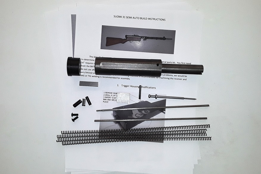 Indianapolis Ordnance - Other SMG Parts