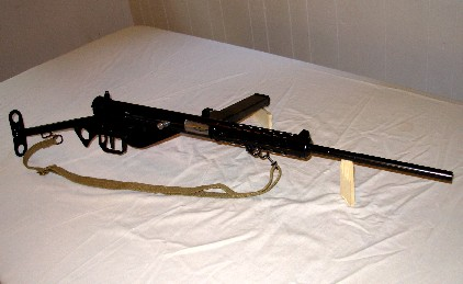 STEN Mk3 with vented receiver