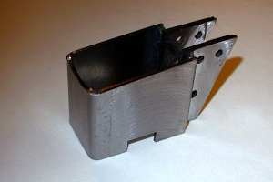 Beretta 38A Magazine Well